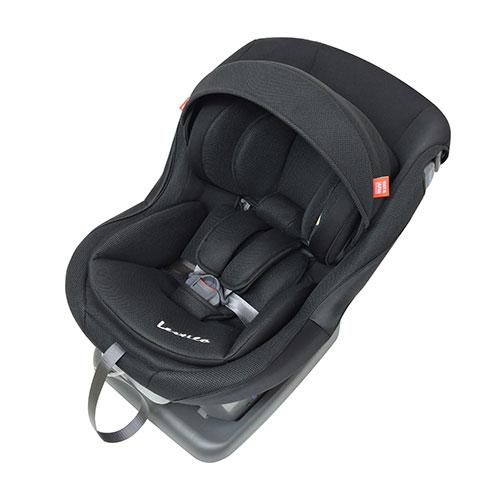 数量限定セール中【リーマン】レスティロ2 II ブラック(BK)CD109【日本製】/2018/新生児~4歳頃まで/チャイルドシート/カーシート/軽量コンパクト