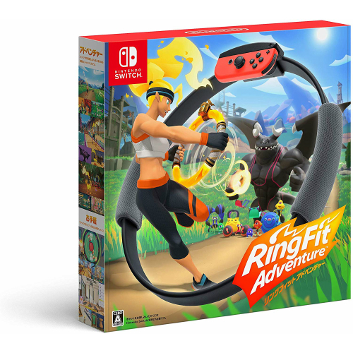 即納/希少品/送料無料 リングフィット アドベンチャー 任天堂スイッチ Nintendo Switch