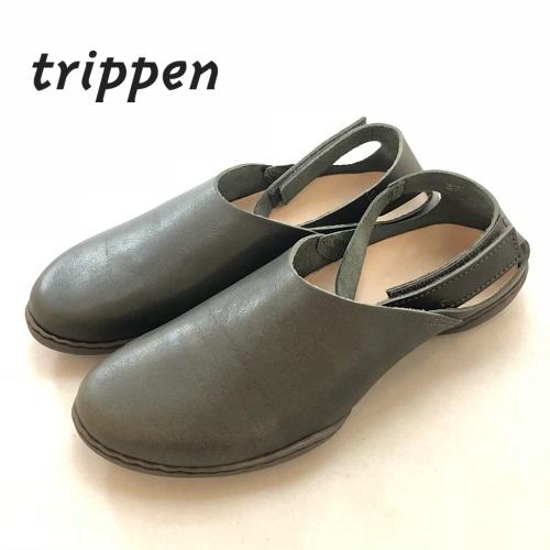trippen[トリッペン]/PAN-WAW(Cupコレクション)パン 人気のモデルPANベルクロストラップシューズより新色登場