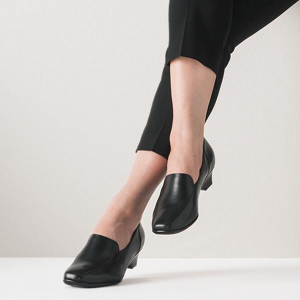 【新商品】【AKAISHI公式通販】アーチフィッター142スリッポン上質な皮革が足になじんで心地よい。オフィス履きにもおすすめ【P06Dec14】