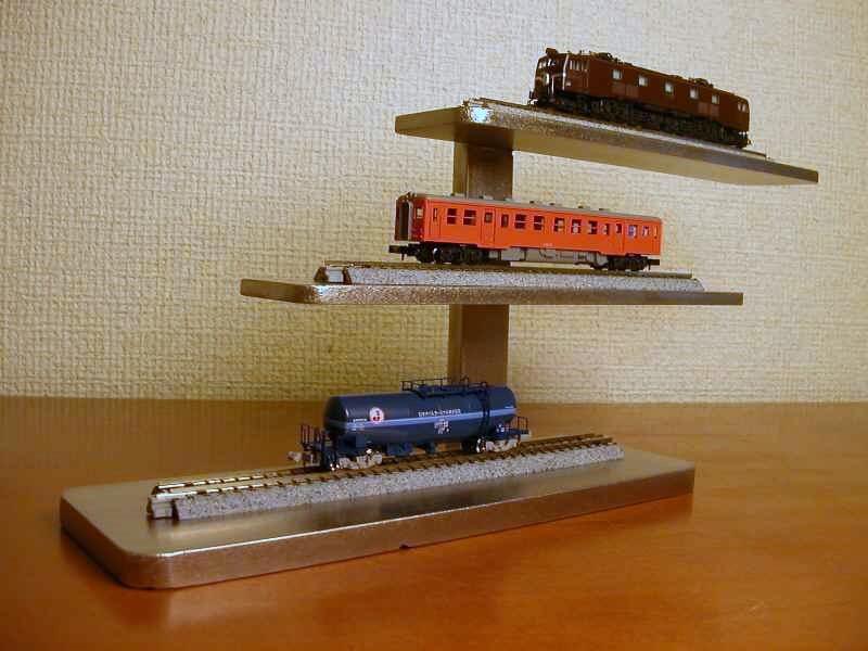 三階建て3両電車模型ディスプレイスタンド, ITOYA STYLE:05fe4c2d --- sunward.msk.ru