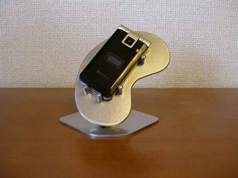 プレゼントに スマホスタンド 送料無料ビーンズ携帯電話スタンド