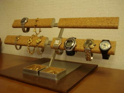 誕生日に 腕時計スタンド スーパーロング16本掛け