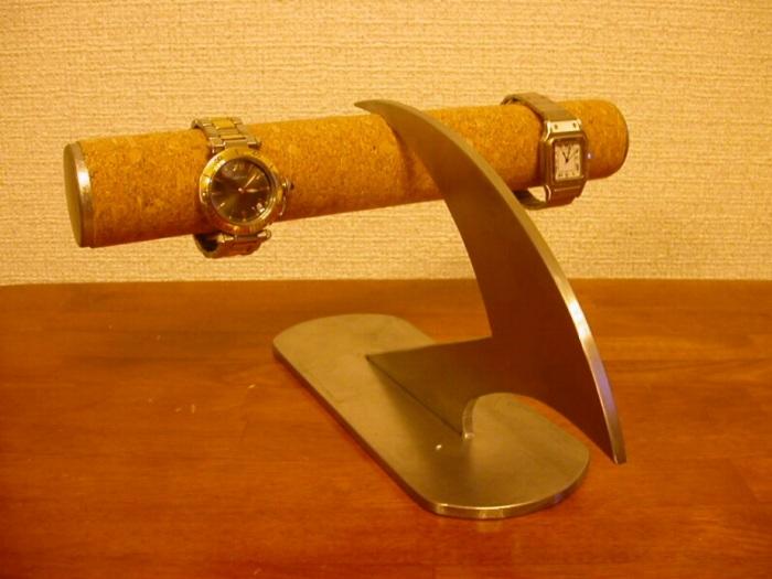 プレゼントに 時計スタンド デザインインテリア4本掛け腕時計ディスプレイスタンド★AK44