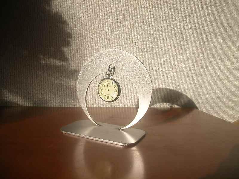 懐中時計スタンド 三日月★CK4