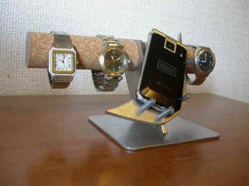 腕時計スタンド 腕時計、携帯電話スタンド スタンダード AK6224