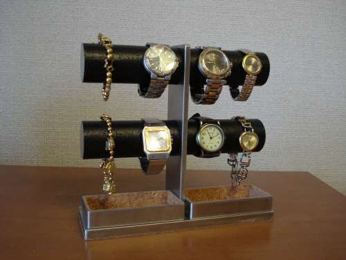 誕生日プレゼントに 腕時計スタンド トレイ普通バージョン AK7722