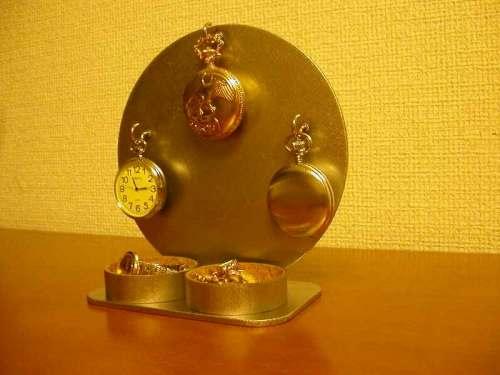 懐中時計 スタンド 丸トレイバージョン KD199