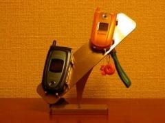 スマホスタンド 2台携帯電話スタンド AK5621