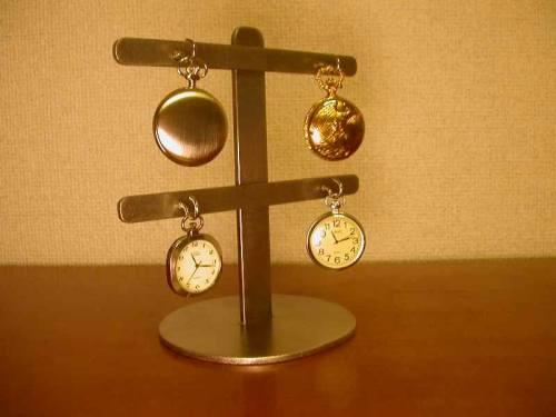 懐中時計 スタンド 4本掛け懐中時計スタンド KT54