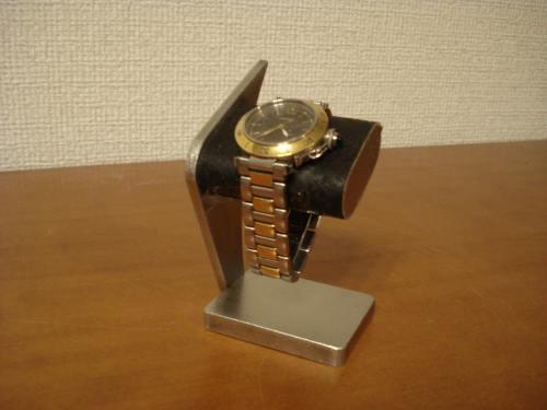 誕生日プレゼントに 時計スタンド 送料無料デザイン腕時計スタンド ブラック DWS452