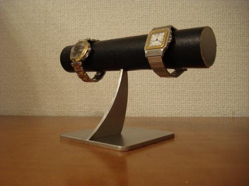 ウォッチスタンド ブラックシンプル腕時計スタンド RKT1