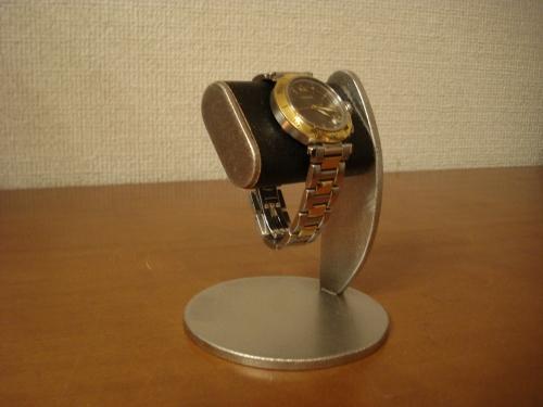 敬老の日に プラスドライバーでだ円パイプの角度を変えることが出来る腕時計スタンドbY7yvfg6