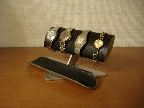 腕時計 スタンド 時計 スタンド 腕時計スタンド ウォッチスタンド ケース 時計置き 時計ケース 結婚祝い 退職祝い 誕生日プレゼント クリスマス 腕時計ラック 腕時計収納 腕時計飾る 時計を飾る 腕時計を飾る 腕時計スタンド 幅広だ円パイプ腕時計スタンド