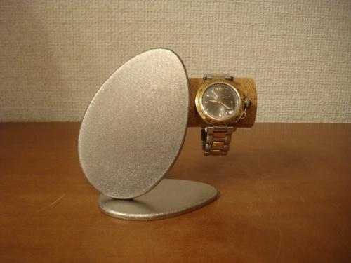 父の日ギフト 腕時計スタンド 彼女へのプレゼントに!ダブルエッグウォッチ収納スタンド