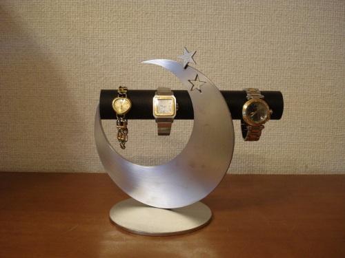時計スタンド ブラック飛び出す腕時計スタンド スタンダード RAK154