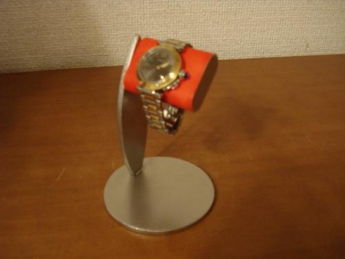 誕生日プレゼントに 腕時計スタンド ちょっと背が高いシングルレッドコルク腕時計スタンド スタンダード RAK979