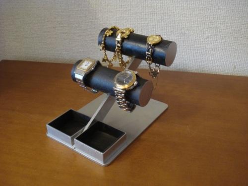 腕時計スタンド ブラック腕時計スタンド送料無料腕時計ケース型収納スタンド RAK6188