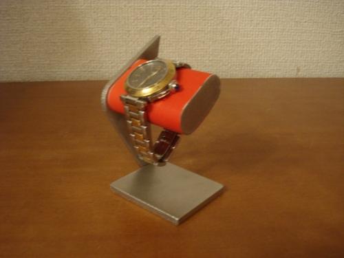 腕時計スタンド レッドシングルデザイン腕時計スタンド RAK8177
