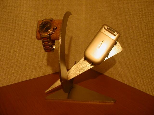 アクセサリースタンド 携帯電話&腕時計スタンド スタンダード