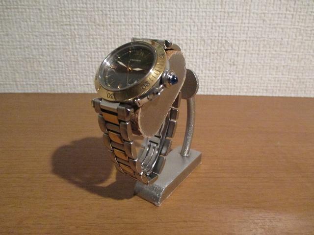 新作 腕時計が宙に浮いた様に飾れる腕時計スタンド