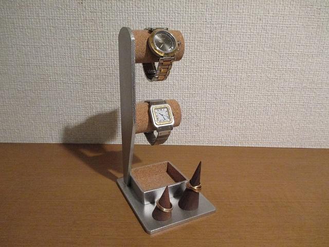 飾る 腕時計、リング、小物入れ、アクセサリースタンド 腕時計