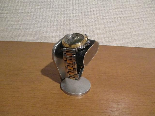 腕時計 飾る だ円丸台座シングル腕時計スタンド 190112