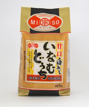 甘めの白みそで沖縄伝統料理みそ汁のいなむどぅちを作るならこの赤マルソウの味噌で決まり!! 赤マルソウ いなむどぅちみそ(甘口白みそ)RCP 沖縄 みそ 味噌 いなむどぅち 甘口みそ 西京みそ ご当地 郷土料理 沖縄料理 白みそ 甘みそ 米みそ 味噌汁 みそ汁 イナムドゥチ イナムルチ いなむるち 琉球料理 調味料