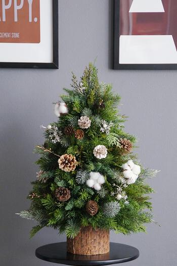 インテリアクリスマスツリー(造花)