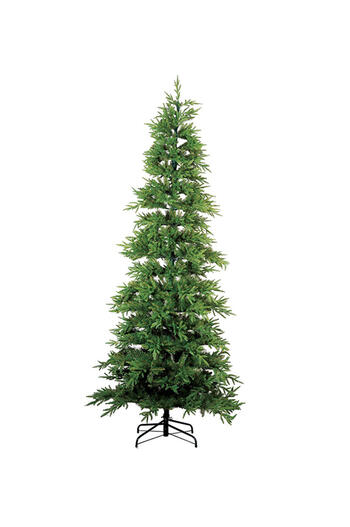 リアルパインクリスマスツリー H240(人工樹木)