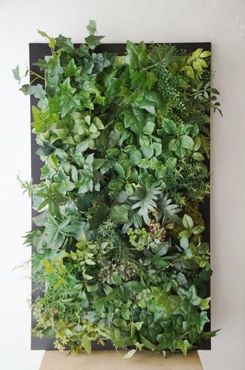 壁掛けフレームグリーン G450(人工グリーン)