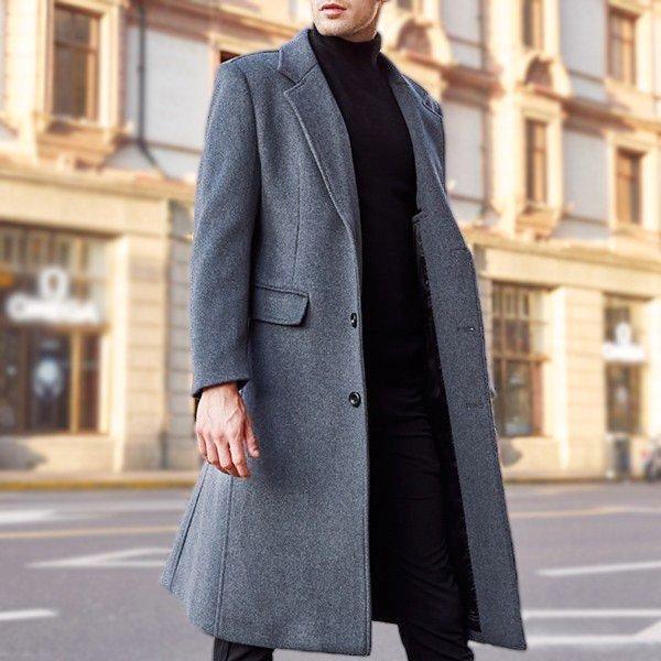 メンズ チェスター コート 大人のオシャレを作る。チェスターコートの着こなしとメンズコーデ【2020