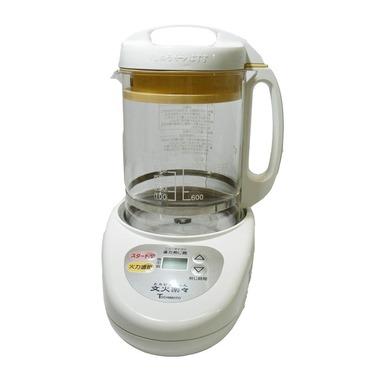 漢方薬自動煎じ器:文火楽々(とろびらんらん)