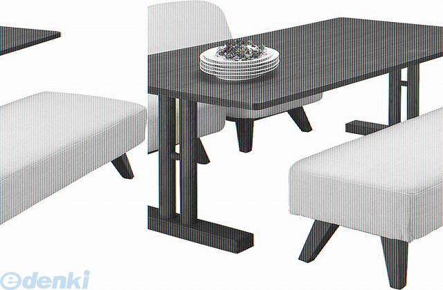 東谷 CL-63TBR 直送 代引不可・他メーカー同梱不可 ルッカ ダイニングテーブル CL63TBR