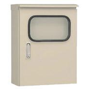 日東工業 ORM20-56A 直送 代引不可・他メーカー同梱不可窓付屋外用制御盤キャビネット ORM2056A
