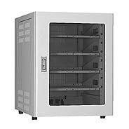 日東工業 THC65-456T 直送 代引不可・他メーカー同梱不可HUB収納キャビネット フロアータイプ・棚板付 THC65456T