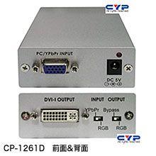 CP-1261D 直送 代引不可・他メーカー同梱不可 Cypress Technology PC/DVIコンバーター【キャンセル不可】