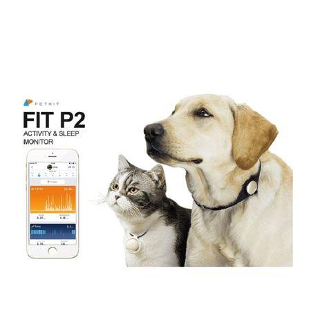 ベムパートナー[PKP2-GD] 「FIT P2」ペット専用アクティビティモニター 【ゴールド】 PKP2GD