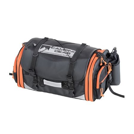 TANAX タナックス 4510819105422 ミドルフィールドシートバッグ アクティブオレンジ MFK-252