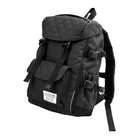 J-AMBLE 4580412696719 RossoStyleLab 2WAYシートバッグ兼用リュック BLACK FREE ROT-907