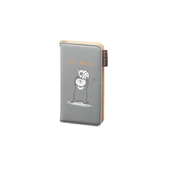 [4982416729798] 【4個入】 iPhoneX対応 KUSUKUSUダイアリー マレーグマ iP8-KS03