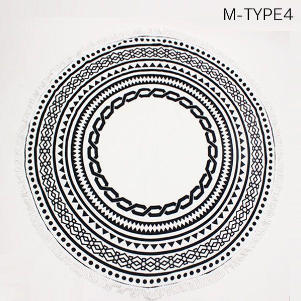 【10個入】 M-TYPE4 4562351032773 ラウンドタオル