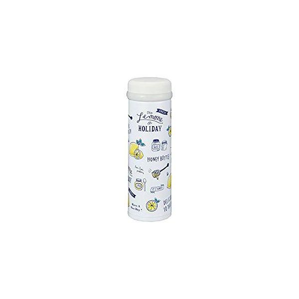 [4970825108297] 【6個入】 レモン&ホリデー ステンレスボトル L&H SB-350B