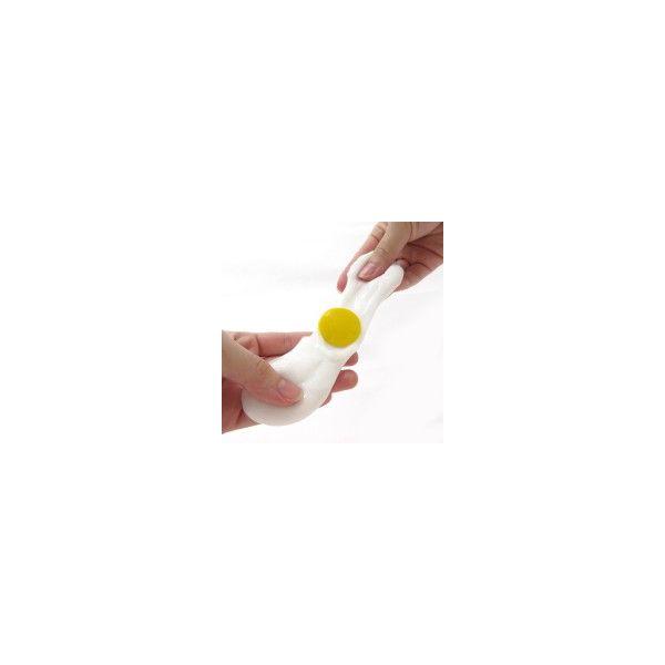 [4534253265726] 【48個入】 クセになる不思議な感触☆とろとろ温泉卵スライム 206-572