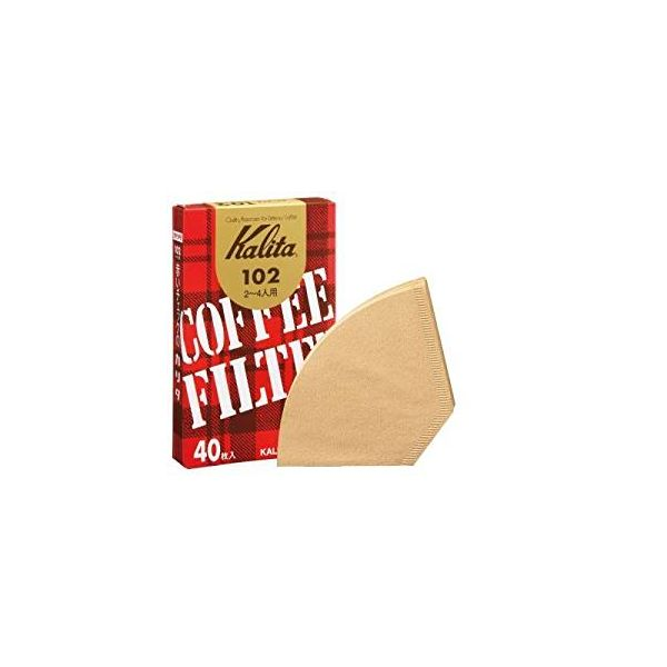 [4901369501091] 【60個入】 コーヒーロシ 102ロシ 40枚 ブラウン