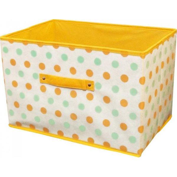 [4511546040208]【17個入】 ドットインナーBOX 1個組オレンジ
