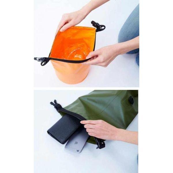 [4994372130853] 【6個入】 バック型マルチバケツオレンジ