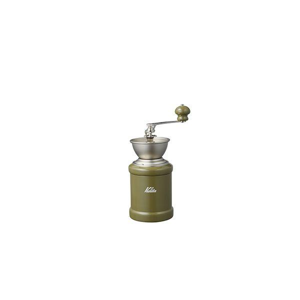 [4901369421283]コーヒーミルKH-3C(アーミーグリーン)