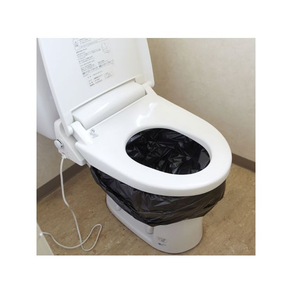 [4962644784400] 【4個入】 緊急時の携帯トイレ8回分 ABO-208 30384