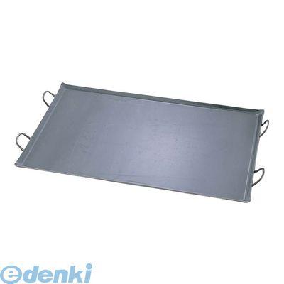 GTT3101 鉄 極厚プレス式 バーベキュー鉄板 特大 4905001228049